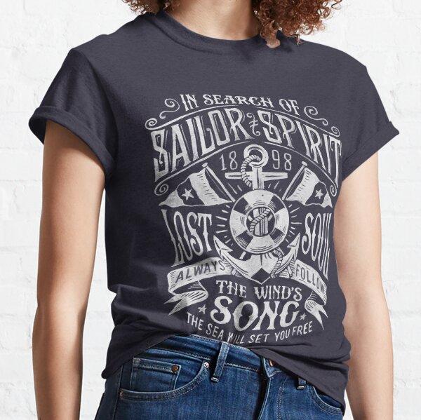 Sailor Spirit Classic T-Shirt