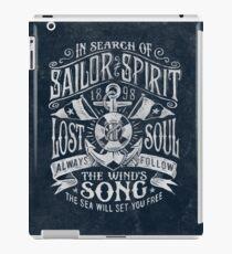 Sailor Spirit iPad Case/Skin