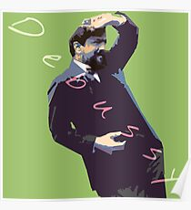 Debussy Poster
