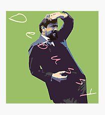 Debussy Photographic Print