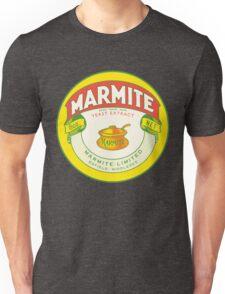 Marmite Retro Label Unisex T-Shirt