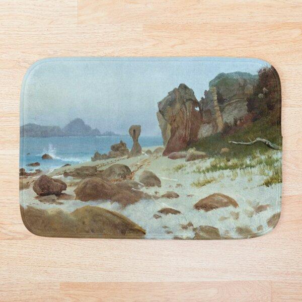 Bay Of Monterey Bath Mat