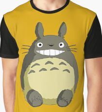 Totoro Studio Ghibli Graphic T-Shirt