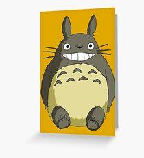 Totoro Studio Ghibli Greeting Card