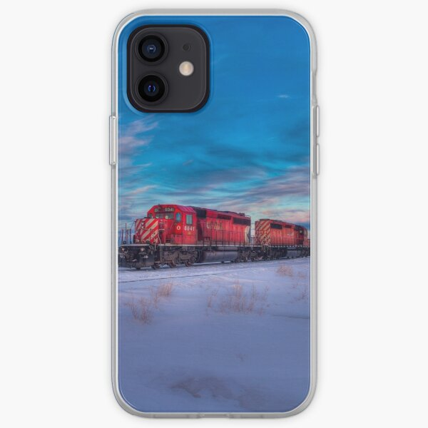 Engines At Dawn iPhone Soft Case
