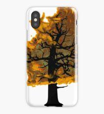 fire iPhone Case/Skin