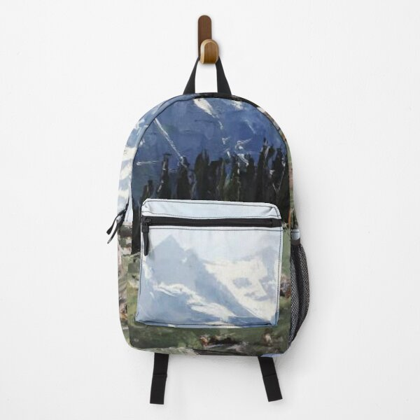 Rocky Mountain National Park Backpack