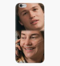 Hazel and Augustus iPhone Case
