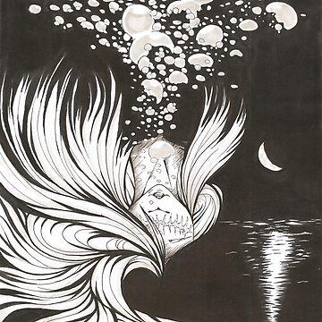 Calm Sleep, Sweet Dreams by scratchmarks