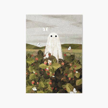 Strawberry Fields Art Board Print