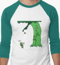 The Deku Tree Men's Baseball ¾ T-Shirt
