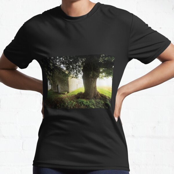 The Old Church Active T-Shirt