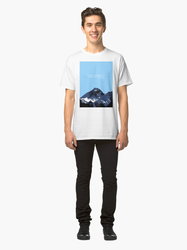 Alternate view of Everest Classic T-Shirt