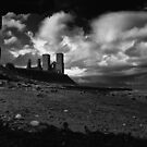 Reculver Towers by David Tovey