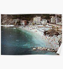 Monterosso Al Mare N.16 Poster