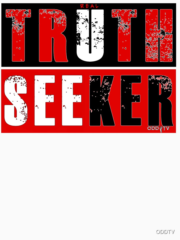 Real Truth-Seeker (Red) by ODDTV