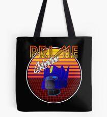 80's Retro Optimus Prime Tote Bag