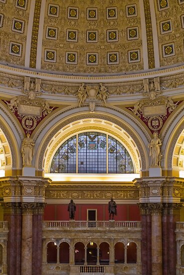DC / Library of Congress by Adi M
