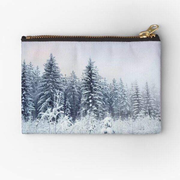 Where Christmas Trees Are Born Zipper Pouch