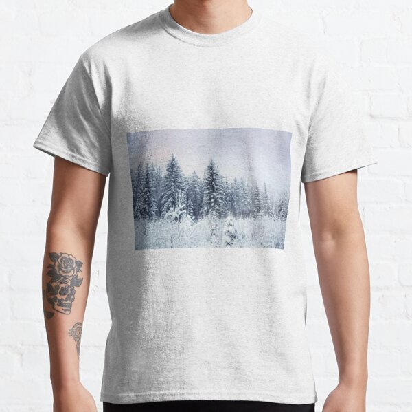 Where Christmas Trees Are Born Classic T-Shirt
