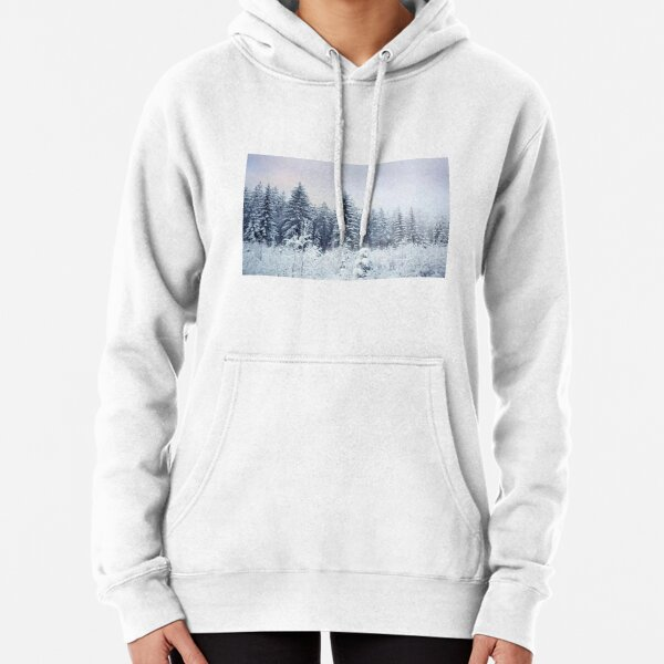 Where Christmas Trees Are Born Pullover Hoodie