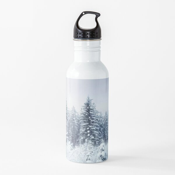 Where Christmas Trees Are Born Water Bottle