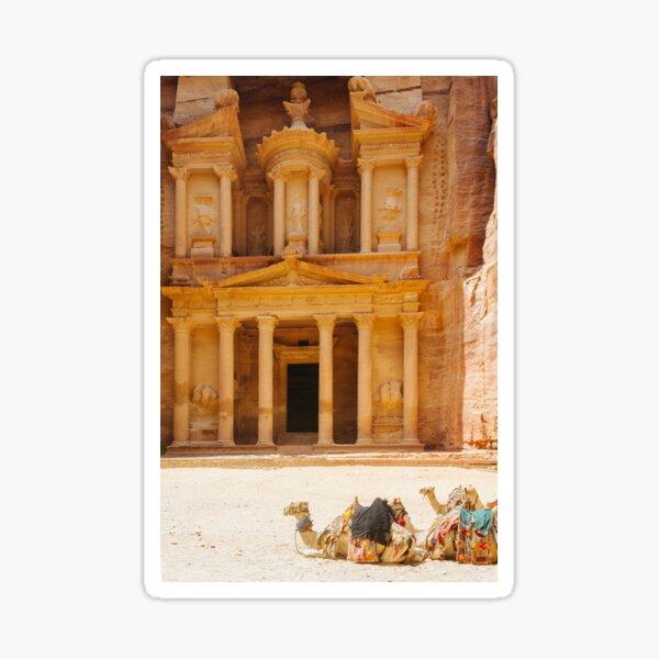 Petra / Jordan III Sticker