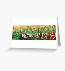 I Think... Greeting Card