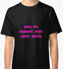 Step Adoptive and Foster Mom's Rock Classic T-Shirt