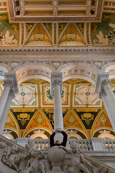 DC / Library of Congress II by Adi M