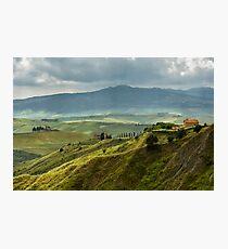 Tuscany Photographic Print
