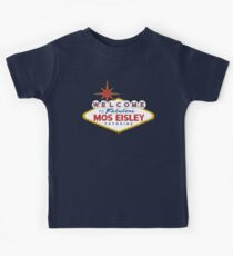 What Happens in Mos Eisley Kids Tee