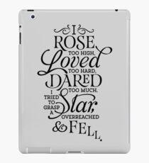 Jon Connington iPad Case/Skin