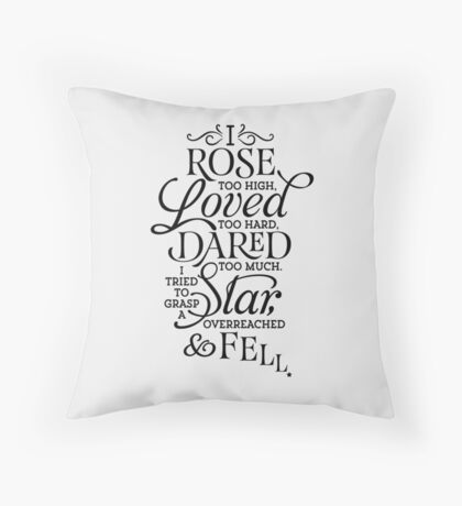 Jon Connington Throw Pillow