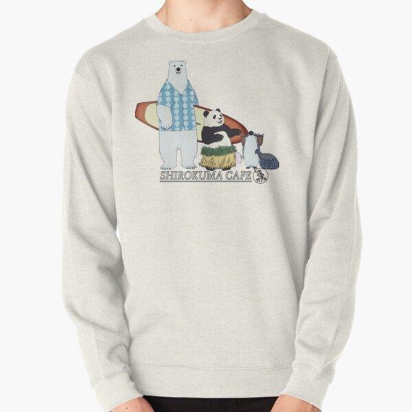 Shirokuma Cafe Pullover Sweatshirt