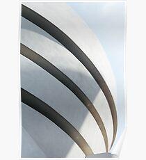 NYC / Guggenheim Poster