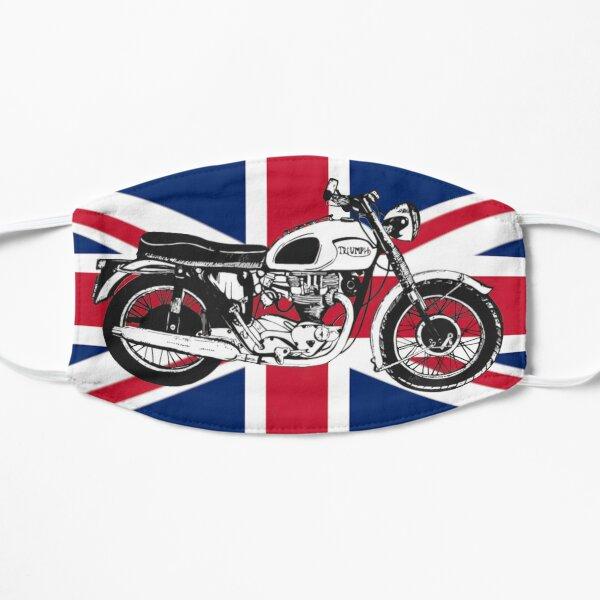 Bike British: le triomphe de la tradition Masque sans plis