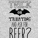Süßes oder Saures für Bier von kjanedesigns