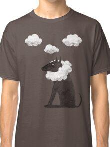 Head in Clouds Dreamer Dog Classic T-Shirt