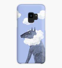 Head in Clouds Dreamer Dog Case/Skin for Samsung Galaxy