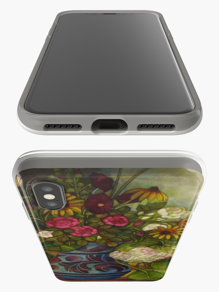 Alternate view of still life with tiroler pot iPhone Cases & Covers