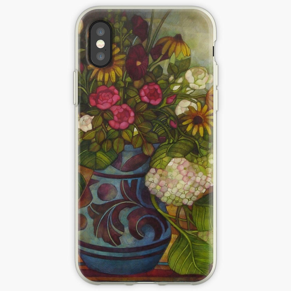 still life with tiroler pot iPhone Cases & Covers