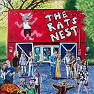 'PARTY AT THE RAT'S NEST' by Jerry Kirk