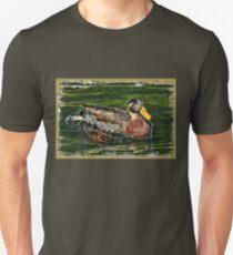 Water Off A Ducks Back 2 Unisex T-Shirt