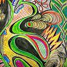 Infinite Intricate Patterns KRING by Shannon Kringen