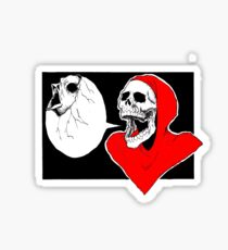 Spooky Num Num Sticker