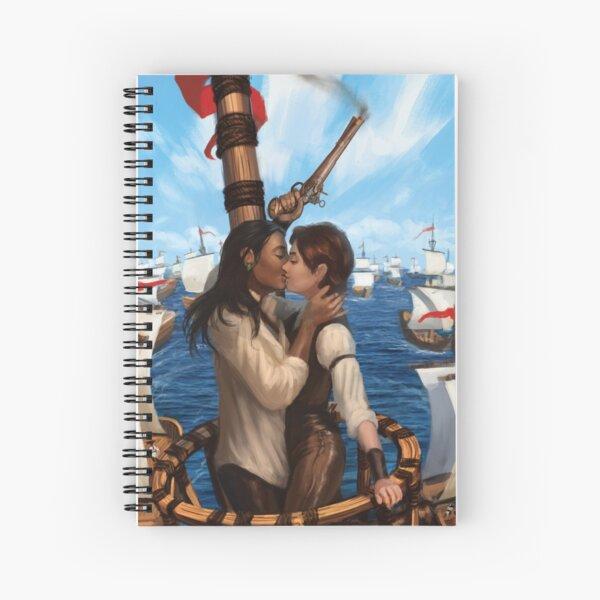 Core Rulebook: Crow's Nest Spiral Notebook