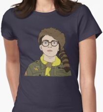 Moonrise Kingdom - Sam Shakusky Womens Fitted T-Shirt