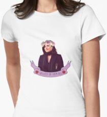 Queen of Sass Women's Fitted T-Shirt