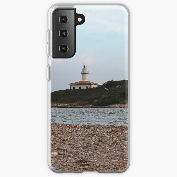 Lighthouse Majorca Samsung Galaxy Soft Case